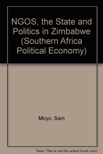 NGOS, the State and Politics in Zimbabwe: Moyo, Sam and