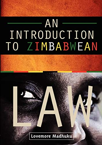 9781779220981: An Introduction to Zimbabwean Law