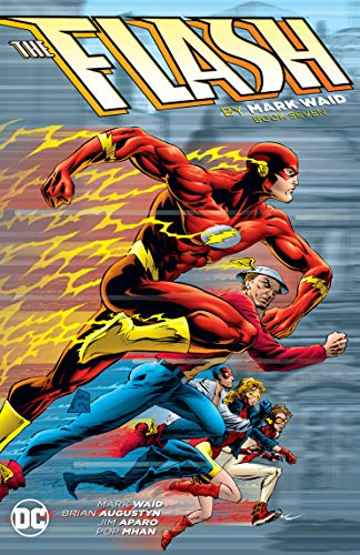 9781779500199: The Flash by Mark Waid Book Seven