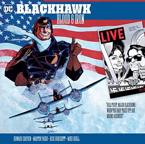 9781779500779: Chaykin, H: Blackhawks: Blood and Iron