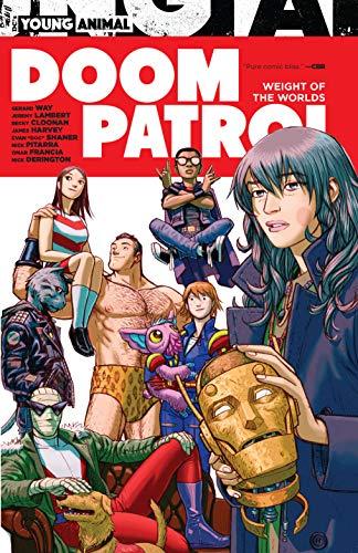 9781779500786: Doom Patrol: Weight of the Worlds
