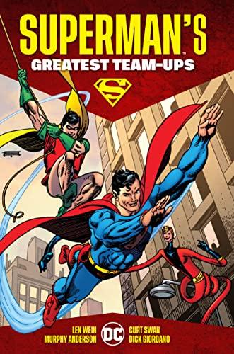 Superman's Greatest Team-Ups: Len Wein (writer),