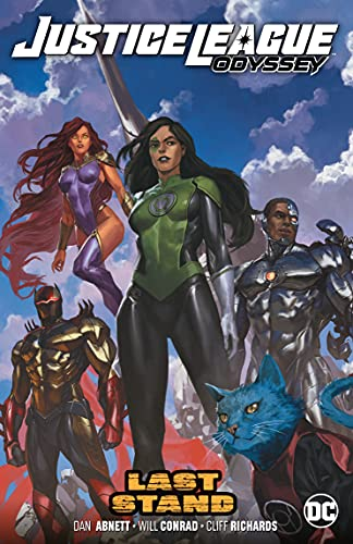 9781779509161: Justice League Odyssey Vol. 4: Last Stand