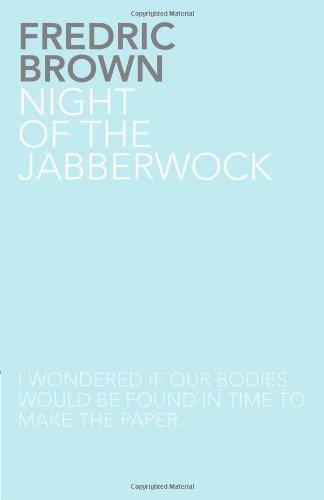 9781780020006: Night of the Jabberwock