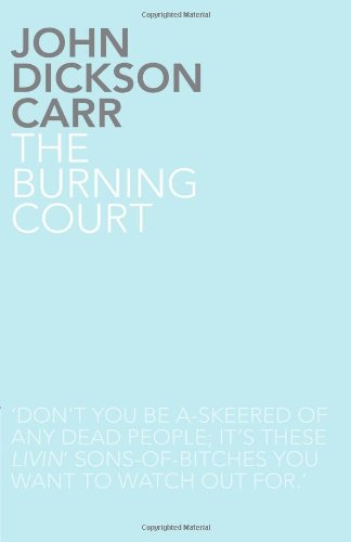 9781780020037: The Burning Court