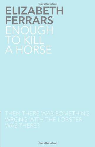 9781780020303: Enough to Kill a Horse