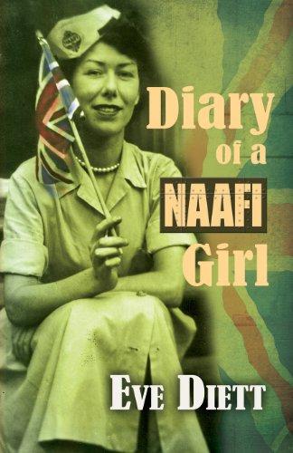 9781780034423: The Diary of a Naafi Girl