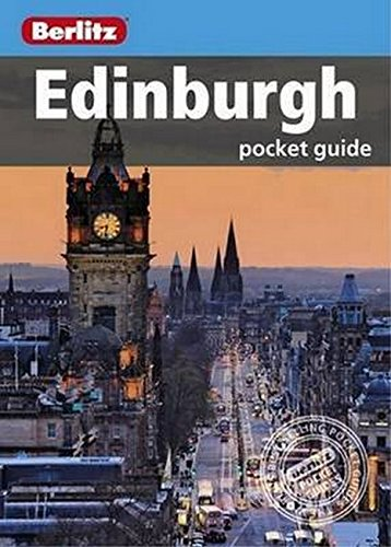 9781780041247: Berlitz: Edinburgh Pocket Guide (Berlitz Pocket Guides)