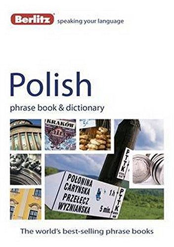 9781780042534: Berlitz Polish Phrase Book & Dictionary (English and Polish Edition)