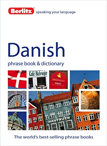9781780042640: Berlitz Danish Phrase Book & Dictionary