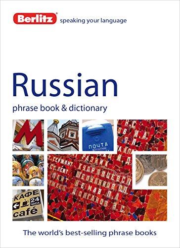 9781780042688: Berlitz Russian Phrase Book & Dictionary
