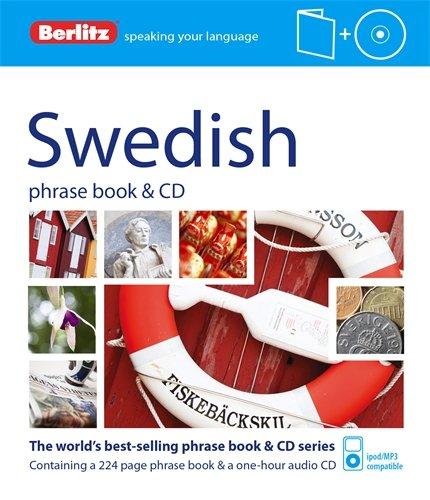 9781780042756: Berlitz Swedish Phrase Book and CD (Phrase Book & CD)