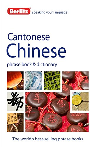 9781780042862: Berlitz Cantonese Chinese Phrase Book & Dictionary (Chinese Edition)