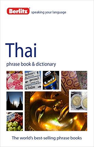 9781780042923: Berlitz Thai Phrase Book & Dictionary (Thai Edition)