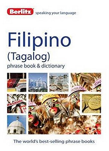 9781780043777: Berlitz Language: Filipino Phrase Book & Dictionary