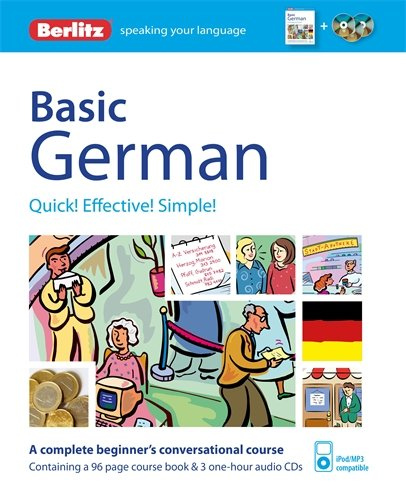 9781780043784: Berlitz Basic German