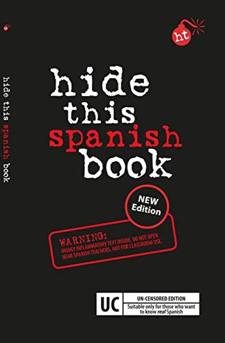 9781780043869: Hide This Spanish Book (Hide This Book)