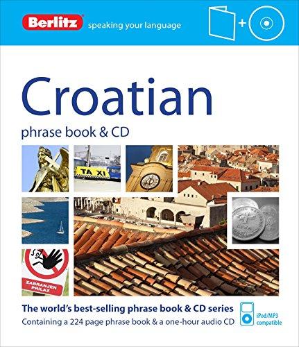 9781780043920: Berlitz Croatian Phrase Book & CD