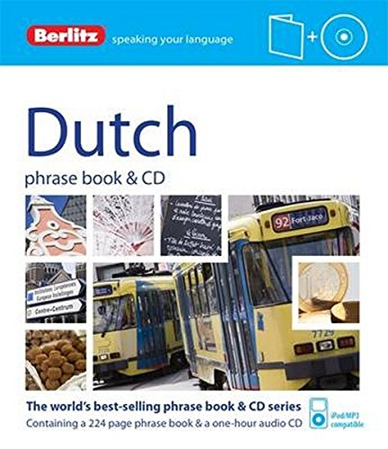 9781780043968: Berlitz Dutch Phrase Book & CD