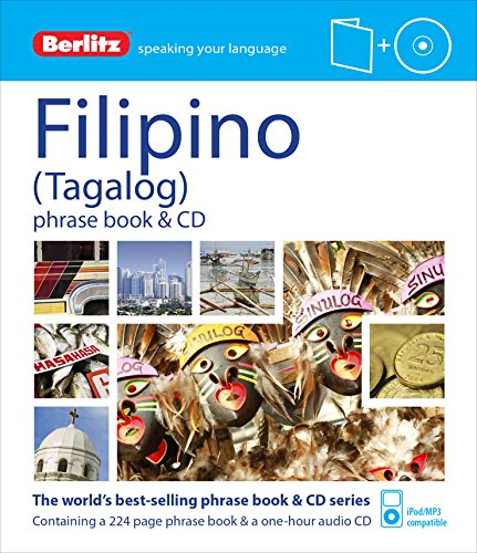 9781780043975: Berlitz Filipino Phrase Book & CD