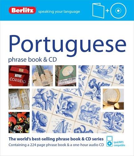 9781780044026: Berlitz Portuguese Phrase Book & CD