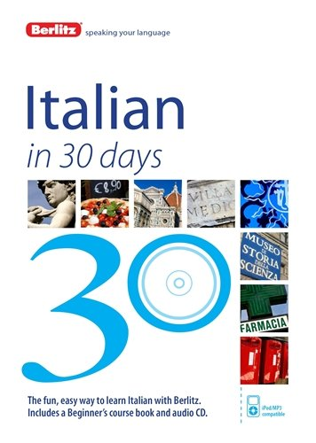 9781780044064: Berlitz Italian in 30 Days