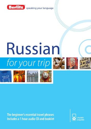 9781780044132: Berlitz Russian For Your Trip (Russian and English Edition)