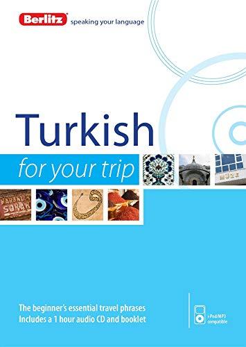 Berlitz Turkish For Your Trip (Turkish Edition): Berlitz Publishing
