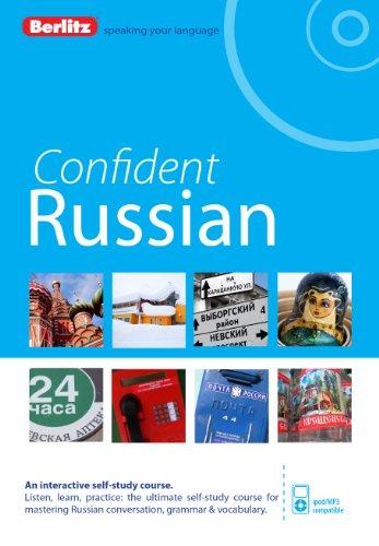 9781780044323: Berlitz Confident Russian