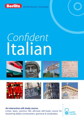 Berlitz Language: Confident Italian (Berlitz Confident): Berlitz