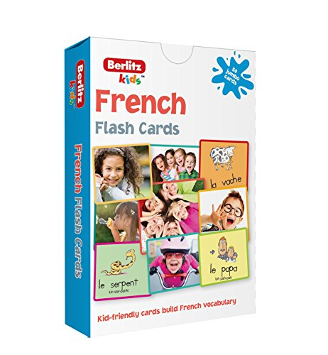 9781780044644: Berlitz Language: French Flash Cards (Berlitz Flashcards)
