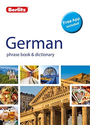 9781780044873: Berlitz Phrase Book & Dictionary German (Berlitz Phrasebooks)