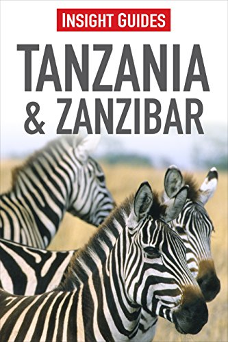 9781780051185: Insight Guides: Tanzania and Zanzibar