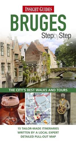 9781780051277: Insight Guides: Bruges Step by Step Guide (Insight Step by Step)