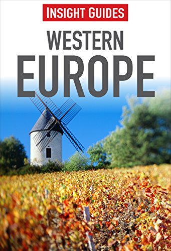 9781780051413: Insight Guides Western Europe