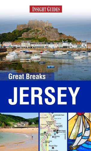 9781780051512: Insight Guides Great Breaks Jersey (Insight Great Breaks)
