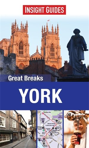 9781780052298: Insight Guides: Great Breaks York (Insight Great Breaks)