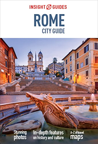 9781780052878: Insight Guides City Guide Rome (Insight City Guides)