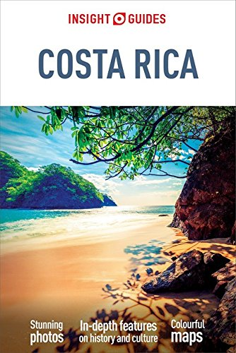 9781780053608: Insight Guides Costa Rica