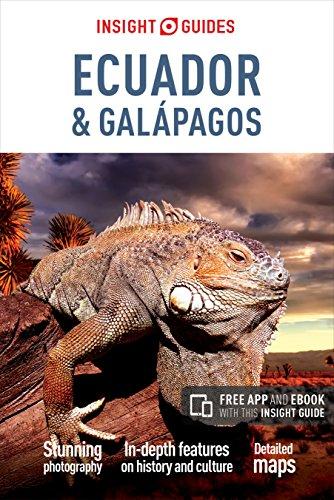 9781780053745: Ecuador & Galápagos Insight Guides