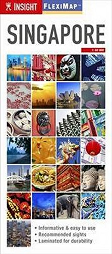 Insight Fleximap: Singapore: Insight Guides