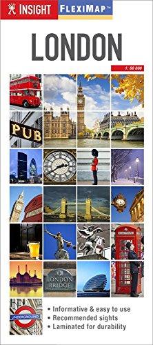 9781780053936: Insight FlexiMap: London (Insight Flexi Maps)