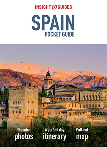 Insight Guides: Pocket Spain (Insight Pocket Guides): Insight Guides