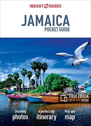 Insight Guides Pocket Jamaica (Paperback): Insight Guides