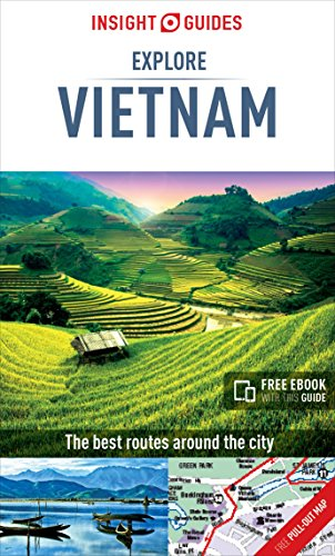 Insight Guides: Explore Vietnam (Insight Explore Guides)