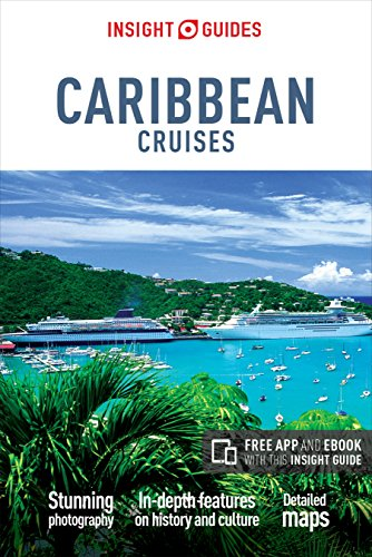 9781780055558: Insight Guides Caribbean Cruises
