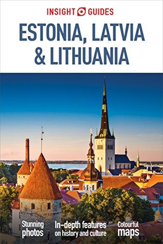 9781780058825: Insight Guides Estonia, Latvia and Lithuania