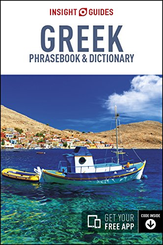 9781780058917: Insight Guides Phrasebook: Greek (Insight Guides Phrasebooks)