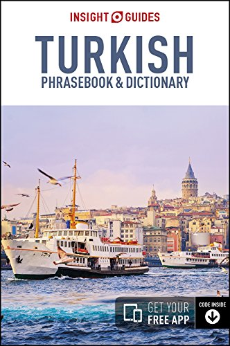 Insight Guides Phrasebook: Turkish (Insight Guides Phrasebooks): Guides, Insight