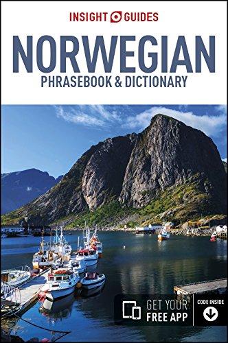 9781780058948: Insight Guides Phrasebook: Norwegian (Insight Guides Phrasebooks)